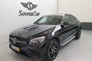 Mercedes-benz Glc 250 COUPE 4MATIC AMG NIGHT PACK