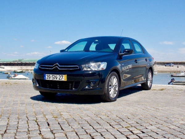 Citroën C-elysée 1.6 HDi Exclusive