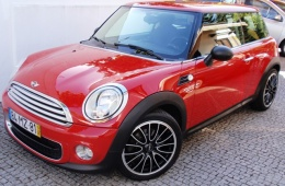 Mini One 1.6 D Motor BMW