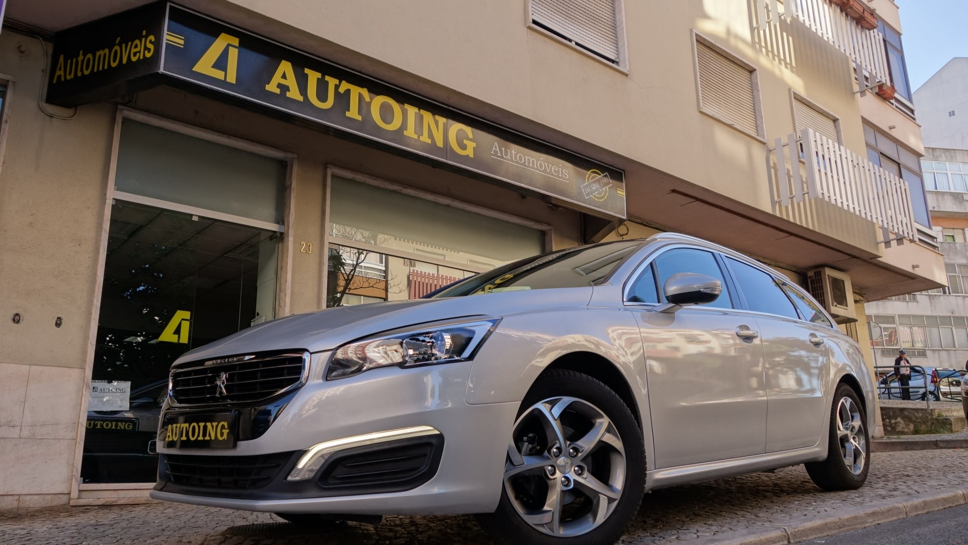 Peugeot 508 SW 1.6 HDI 115CV PACK STYLE J17