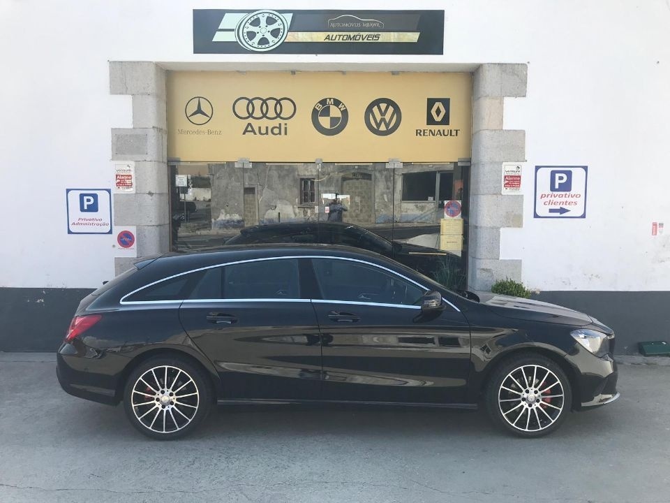 Mercedes-benz Cla 200 D Shooting Break Auto