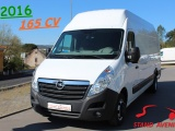Opel Movano 2.3 CDTi R/DUPLO L4H3 BI-TURBO // 2016 // 165CV