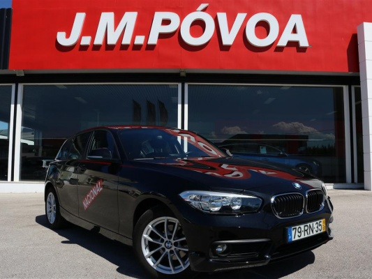 BMW Série 1, 2016