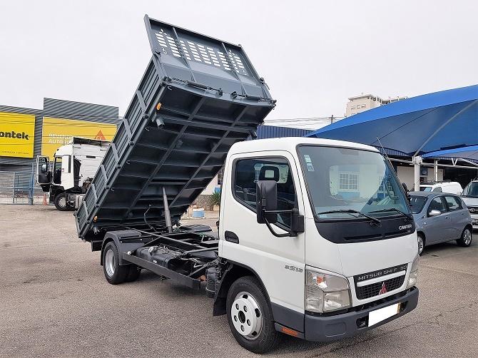 Mitsubishi Canter Fuso S13 ( 5500 Kgs PB )RESERVADO