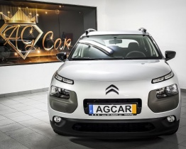 Citroën C4 cactus 1.6 e-HDi Shine ETG6