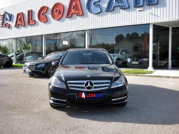 Mercedes-Benz C 220 CDi Avantgarde BE 131g Aut. (170cv) (4p)