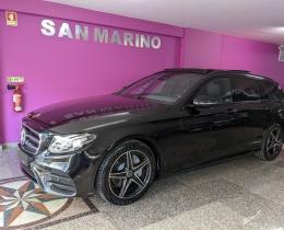 Mercedes-Benz E 220 d AMG-Line 194cv