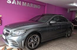 Mercedes-Benz Classe C 200d AMG-Line 160cv