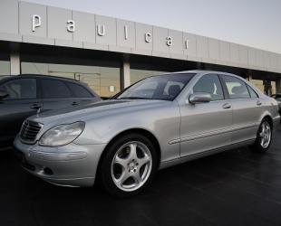Mercedes-Benz S 600 S Class V12