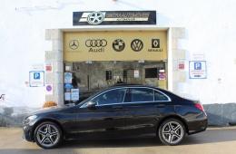 Mercedes-benz C 220 d AMG Line