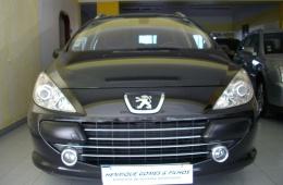 Peugeot 307 1.6Hdi Balck&Silver Sw
