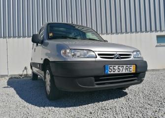 Citroën Berlingo 1.9 D Van