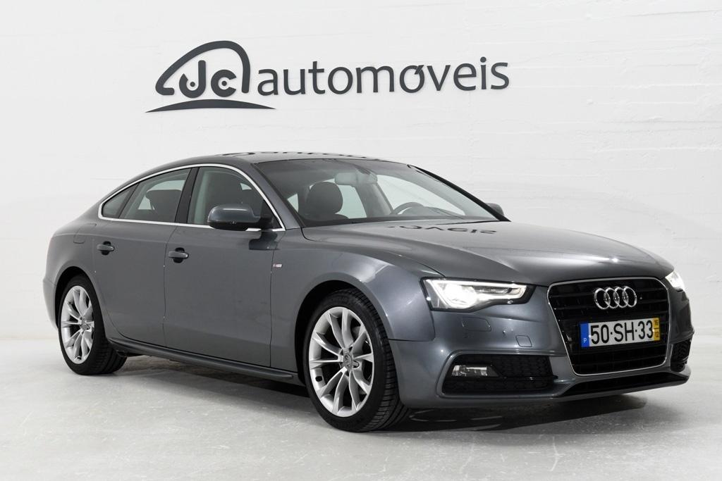 Audi A5 Sportback 2.0 TDi Multitronic Business Line S-line
