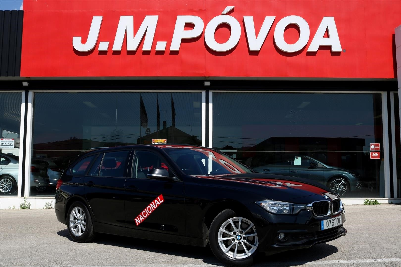 BMW Série 3 318 d Touring Advantage 150cv