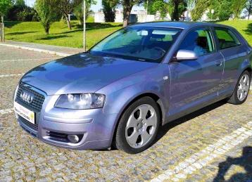 Audi A3 2.0 TDI 140cv SPORT