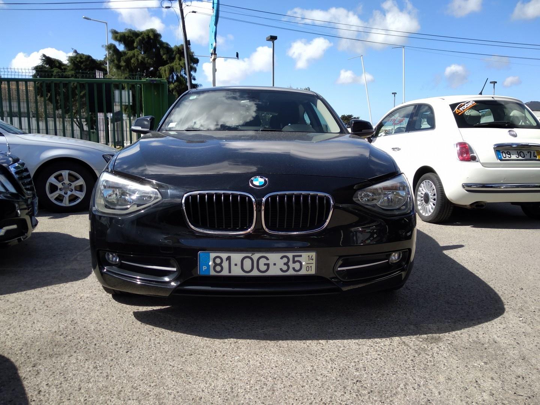 BMW 114 F21