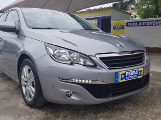 Peugeot 308 1.6 E-HDI SCTIVE