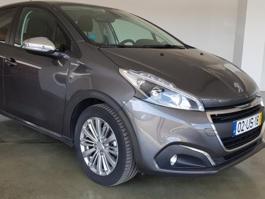 Peugeot 208, 2018
