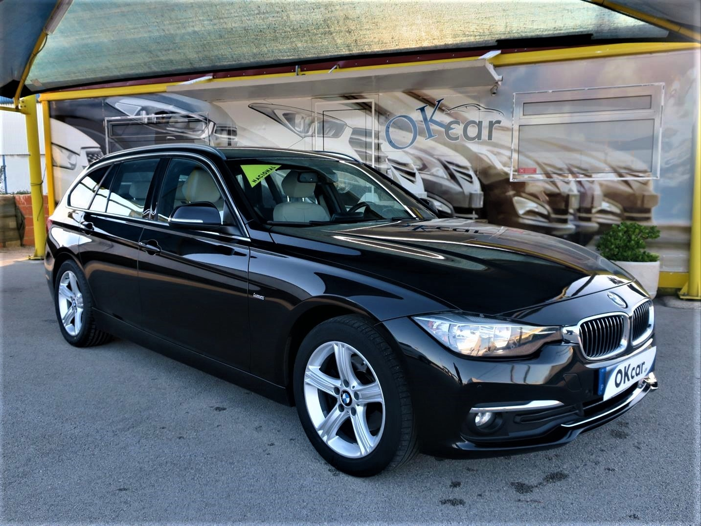 BMW 320 d Touring Auto Luxury Line