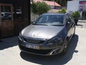 Peugeot 308 SW 1.6 BlueHdi SW Allure 120 CV