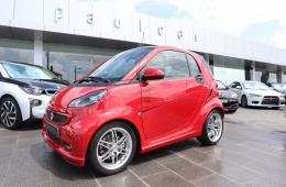 Smart ForTwo Coupé Brabus