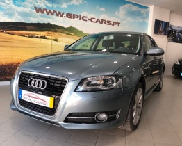 Audi A3 sportback 1.4 TFSi Attraction S tronic