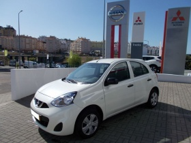Nissan Micra Visia + Sensores de Parqueamento