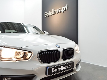 BMW 116 d Efficient Dynamics Advantage