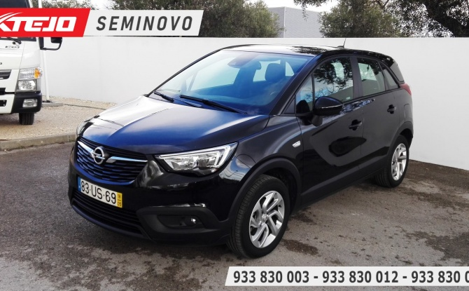 Opel Crossland X 1.2 Turbo 110cv
