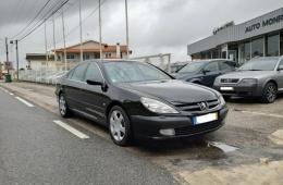 Peugeot 607 2.2 HDI  16 V  SPORT
