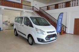 Ford Transit Custom Kombi 2.0 tdci 9lug