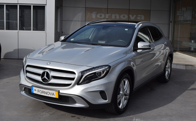 Mercedes-Benz GLA 220 CDI URBAN  AUTO 7G-TRONIC PANORÁMICO
