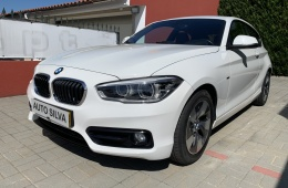 BMW Série 1 116 Efficient Dynamics SPORT