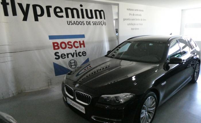 BMW 520, 2013