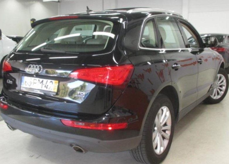Audi Q5 3.0 TDi quattro S-line Tiptronic
