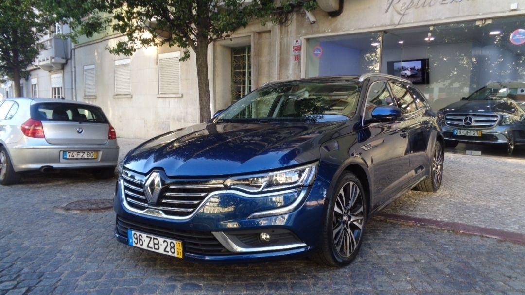 Renault Talisman sport tourer 1.6 dCi Initiale Paris EDC