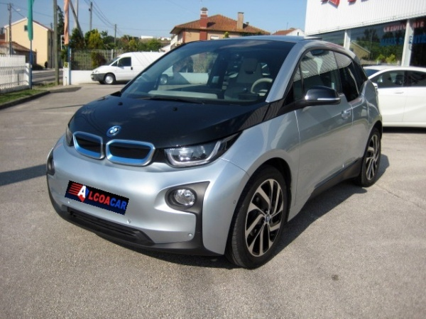 BMW i3  +EXA + Comfort Package Advance  (5p) TA GPS