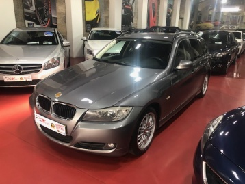 BMW 318 d Touring (143cv) (5p)