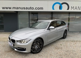BMW 320  d Efficinte Dynamics Line Sport GPS