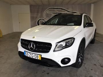 Mercedes-Benz GLA 200 CDI Bluexed 2M
