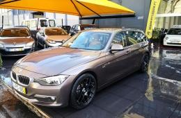 BMW 320  D TOURING EFFENCIENT DYNAMICS LUXURY 5P 163CV