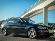BMW 320 D TOURING Caixa Automática