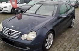 Mercedes-Benz CLA 200 COMPRESSOR EVOLUTION COUPE