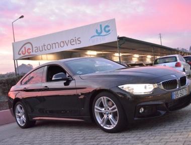 BMW 420 Grand Coupé Pack M Automático 8 Velocidades