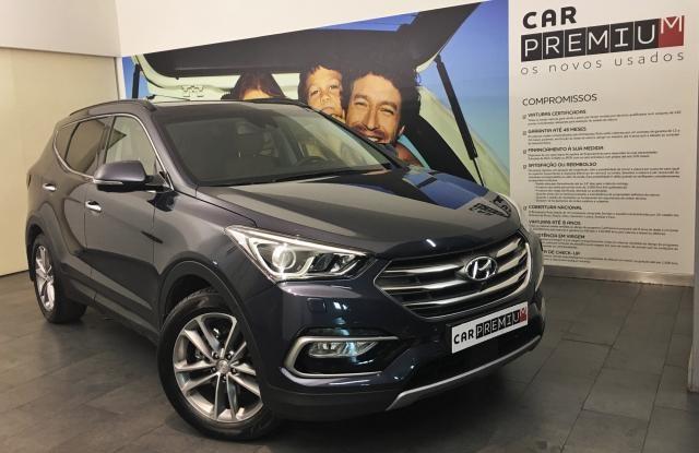 Hyundai Santa fe 2.2 CRDi Executive TA Aut.