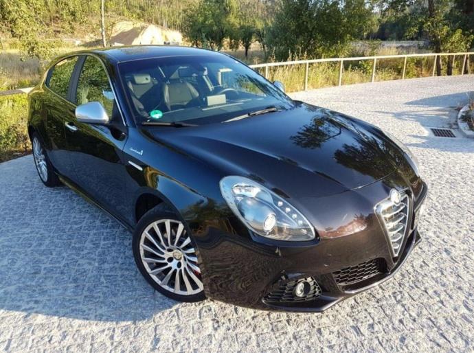 Alfa romeo Giulietta 1.6 JTDm Sportiva