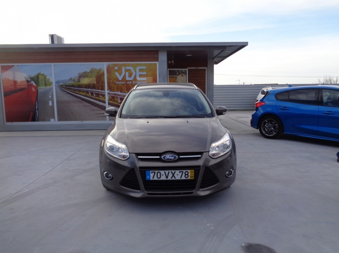 Ford Focus SW 1.6TDCI FULL EXTRAS