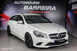 Mercedes-benz Cla 200 CDi Shoot.Brake Auto Nav