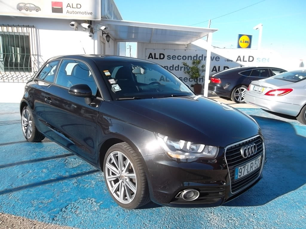 Audi A1 1.2 TFSI SPORT