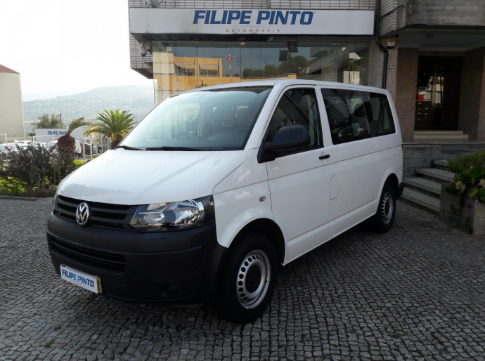 Vw Transporter 2.0TDi Bluemotion 9Lug Extra AC